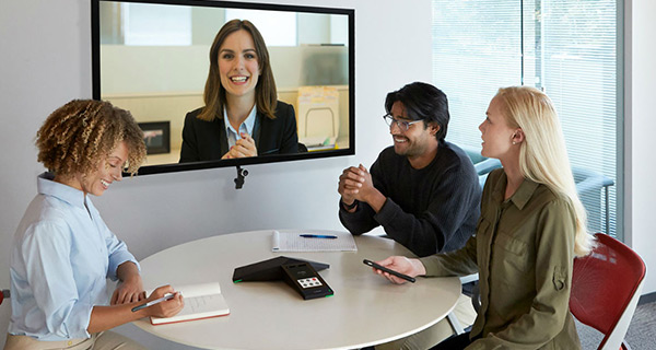 Flexible technology makes meeting rooms easy to reconfigure